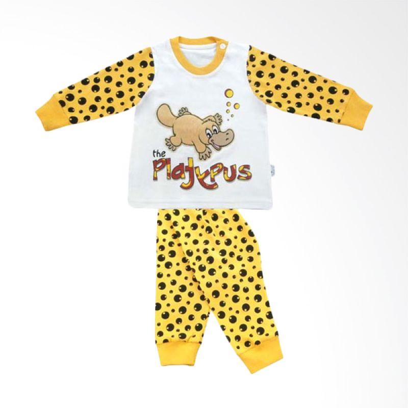harga Tokusen Piyama Panjang The Platypus Kuning Blibli.com