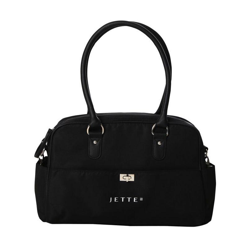 Jette Jasmine Hitam Nappy Bag