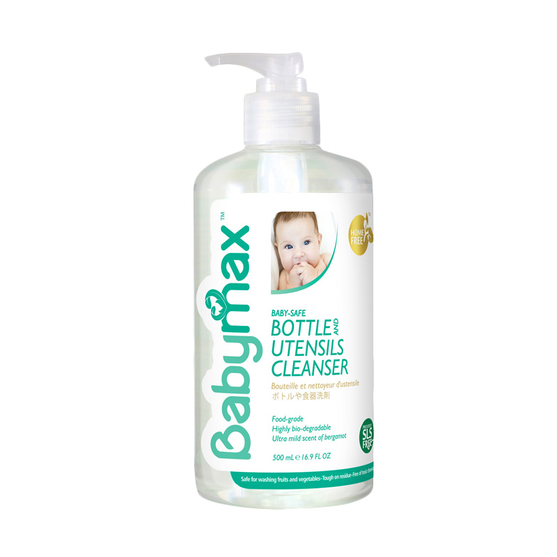 harga Babymax Bottle and Utensils Cleanser Sabun Pencuci Botol dan Alat Makan Bayi [500 mL] Blibli.com