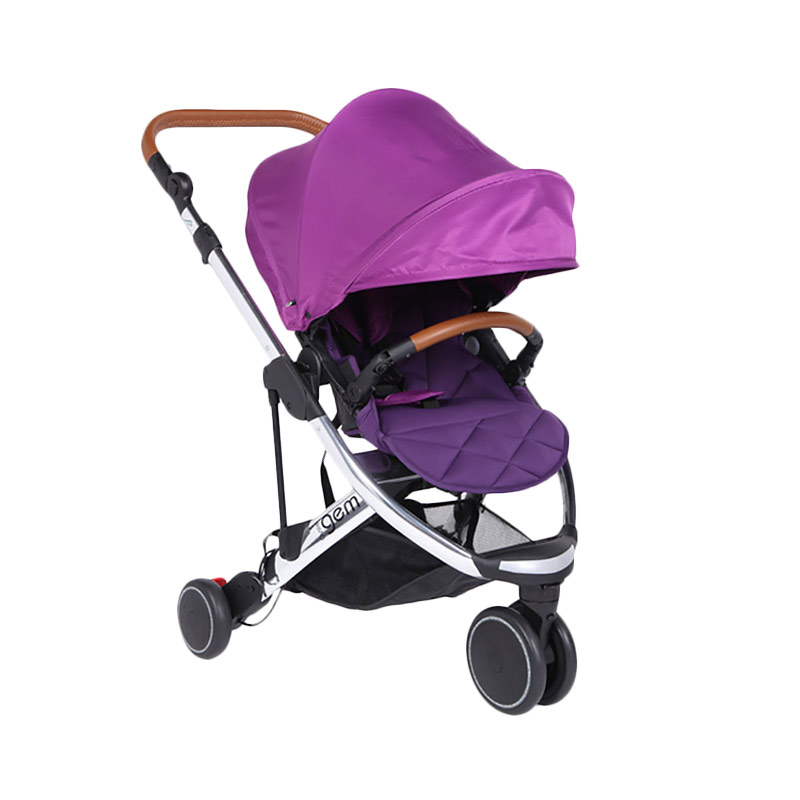 Babystyle Oyster 2 Stroller - Purple OY-2002-PU
