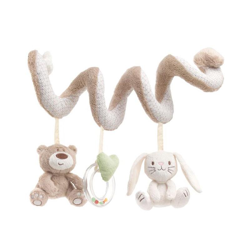 Babywinstore MC Loved So Much Spiral Cot Mainan Anak