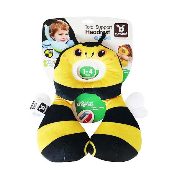 Chanel7 Benbat Bantal Penyanggah Leher / Head Rest Support - Bee