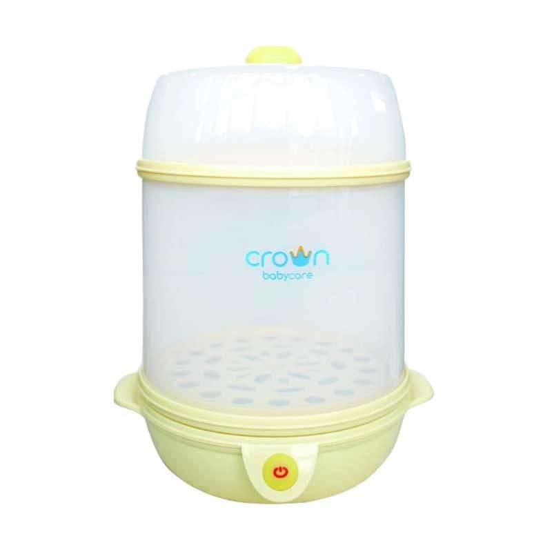 Crown Multifunction Travel Steam Center Sterilizer Botol Susu
