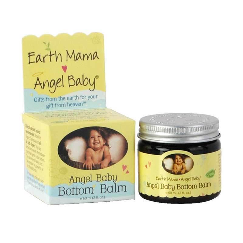 Earth Mama Angel Baby Bottom Balm [60 ml]