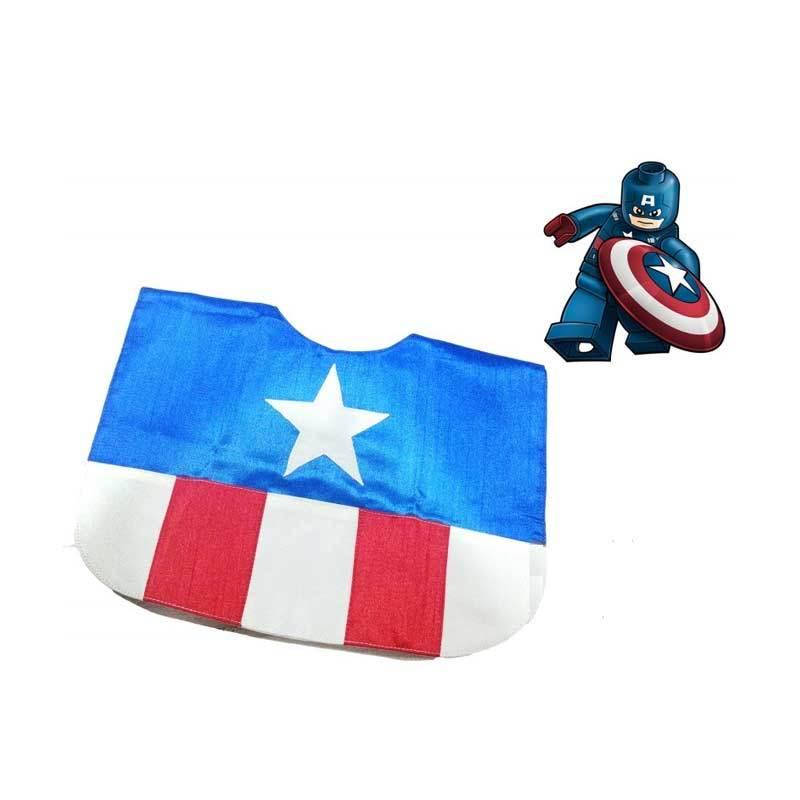 Efenel Baby Heroes Captain America Celemek Bayi