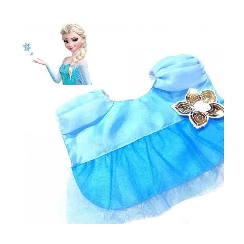 Efenel Baby Princess Elsa Frozen Celemek Bayi