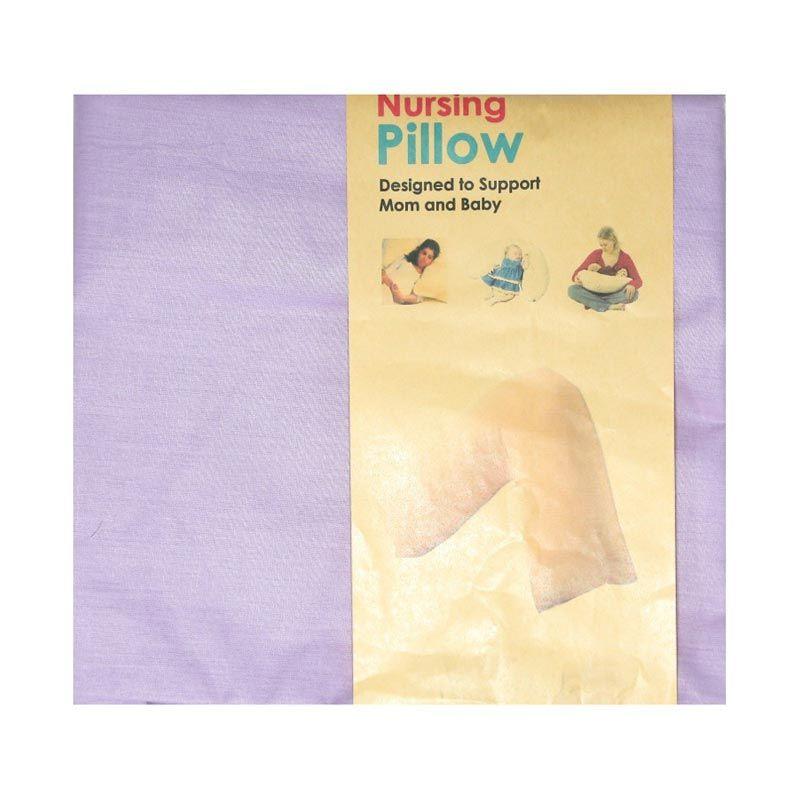 Garyman Nursing Purple Pillow Case [Tanpa Bantal]