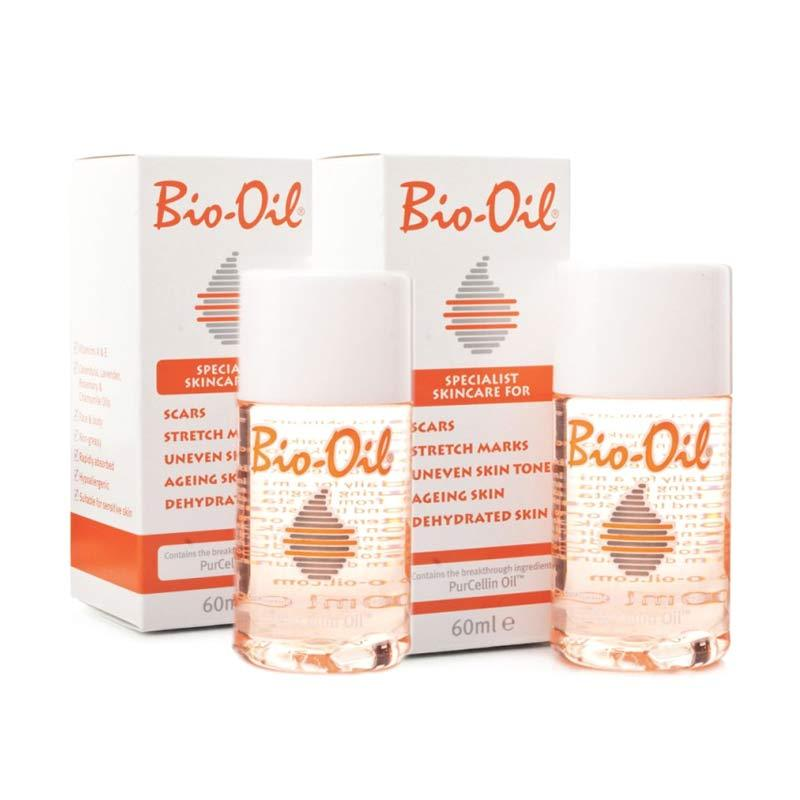 Bio Oil Anti-Stretch Mark [2 Pack/60 mL]