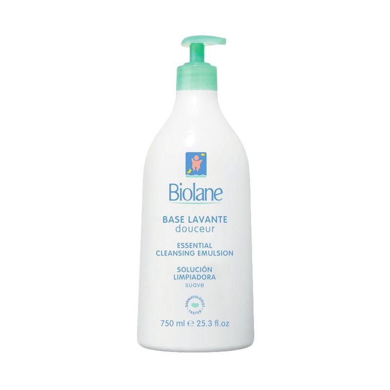 Biolane Essential Emulsion Baby Cleanser [750 mL]