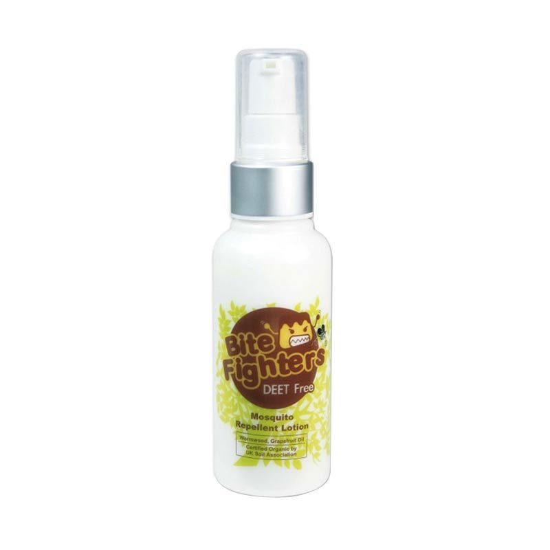 Bite Fighters Mosquito Repellent Lotion Anti Nyamuk [100 mL]