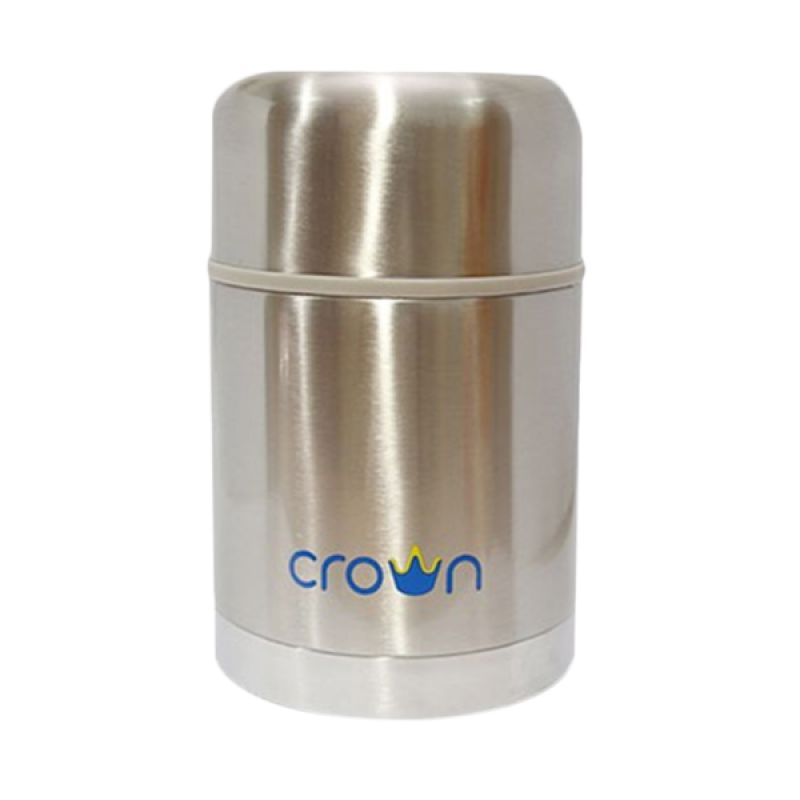 Crown Food and Soup Thermos [600 ml]