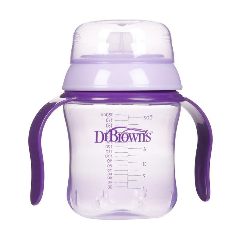 Dr. Brown's Soft Spout Purple Training Cup Gelas