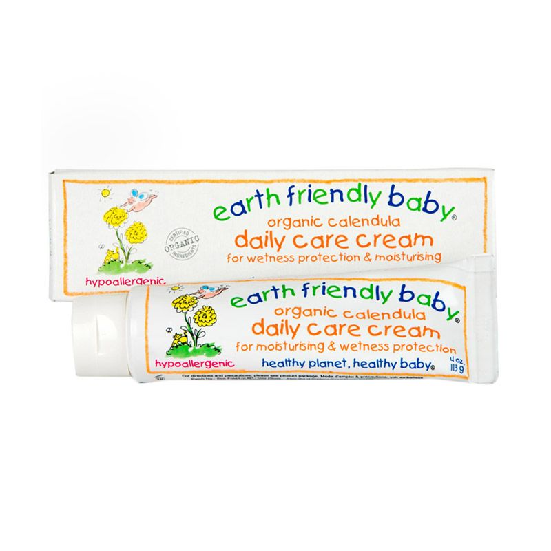 Earth Friendly Baby Organic Calendula Daily Care Cream [113 gr]