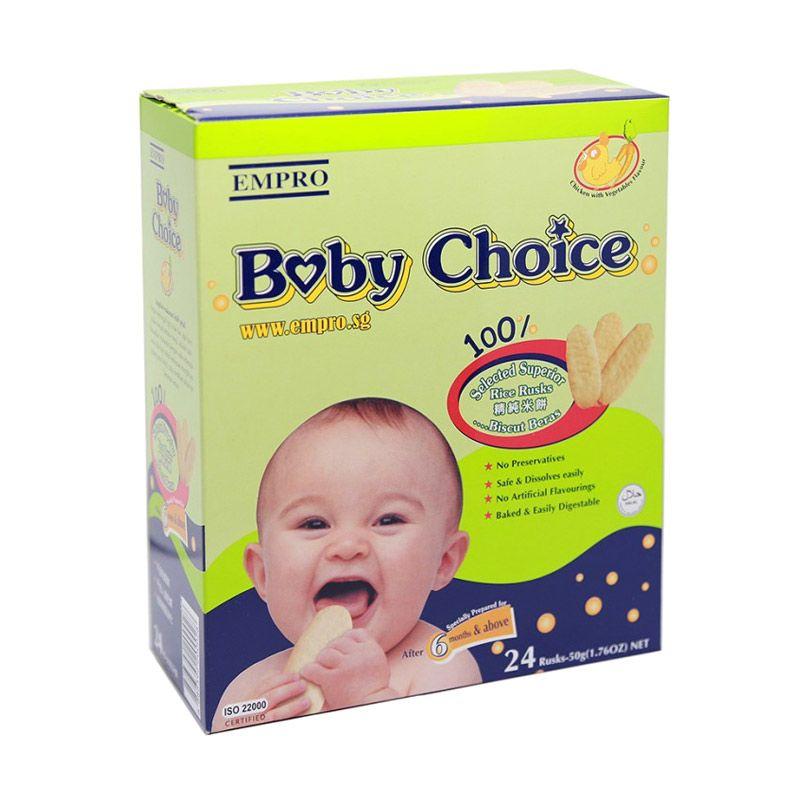 Empro Baby Choice Chicken Ayam Snack Bayi [50 gr]