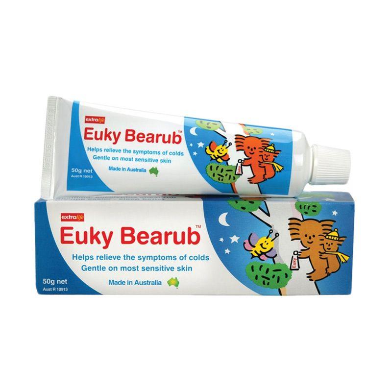 Euky Bearub Lotion Bayi [50 gr]