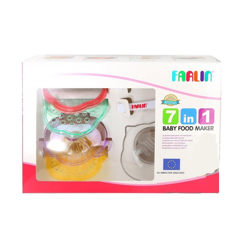 Farlin 7 in 1 Baby Food Maker