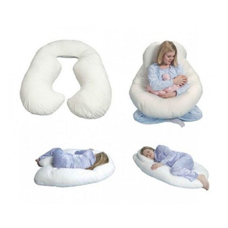 Garyman Maternity Pillow [Tanpa Sarung]