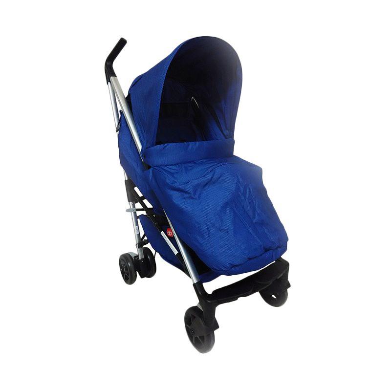 GB Stroller Majik Blue Kereta Dorong Bayi