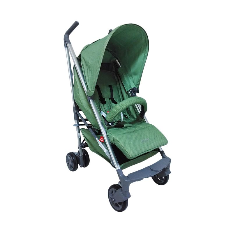 GB Stroller Majik Green Kereta Dorong Bayi