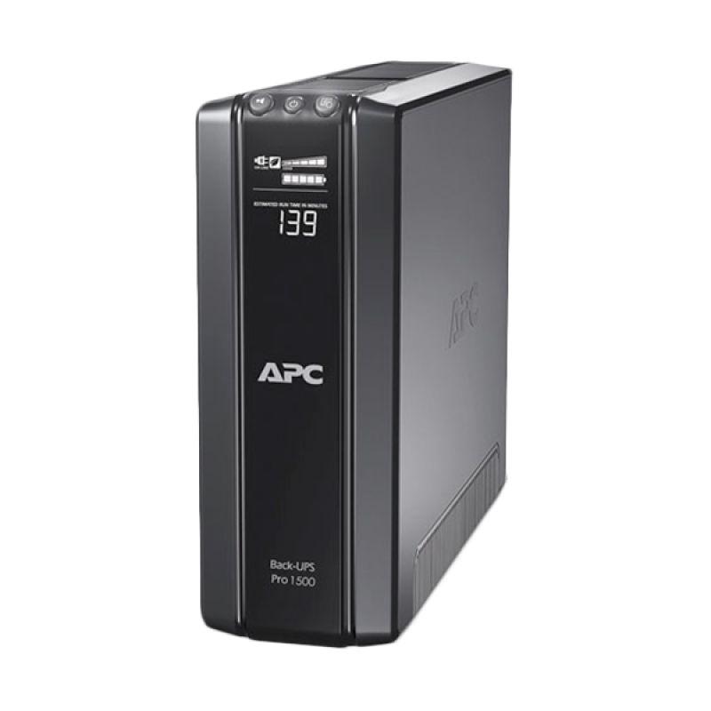 APC BR1500GI Black UPS
