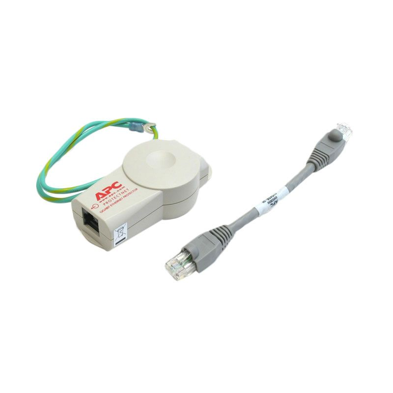 APC LAN Ethernet Protecnet RJ45 PNET1GB Surge Protector