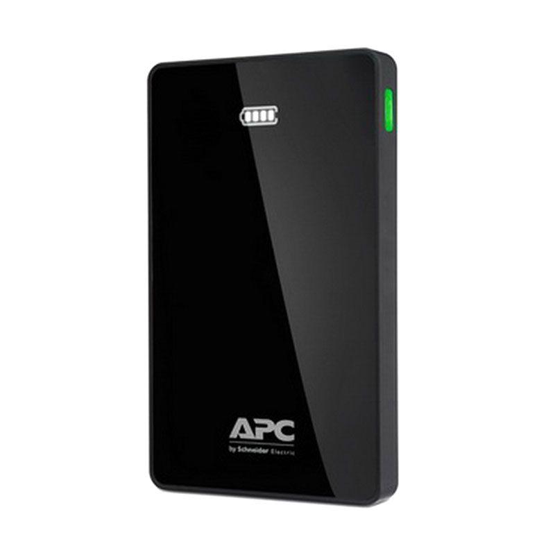 APC M5BK Hitam Powerbank [5000 mAh]