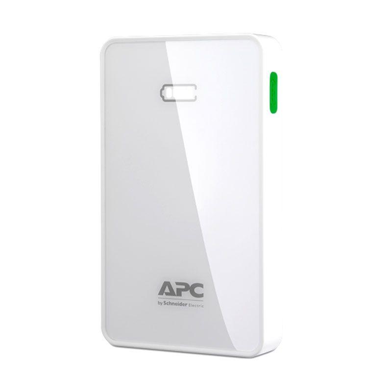 APC M5WH Putih Powerbank [5000 mAh]
