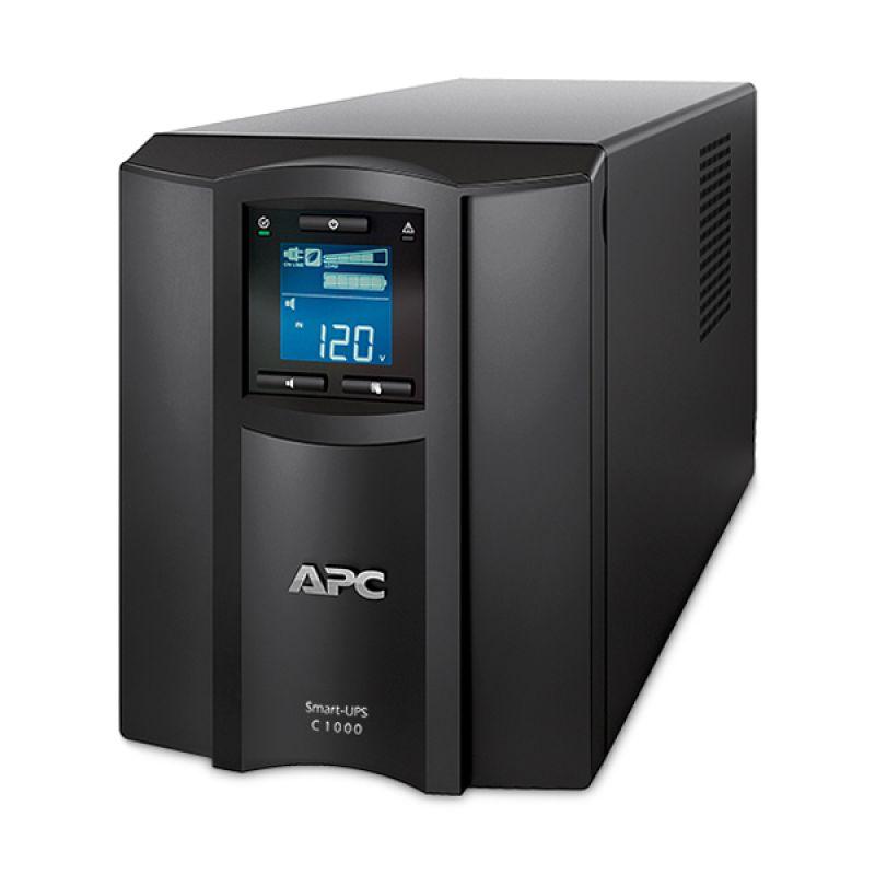 APC SMC1000I Black UPS