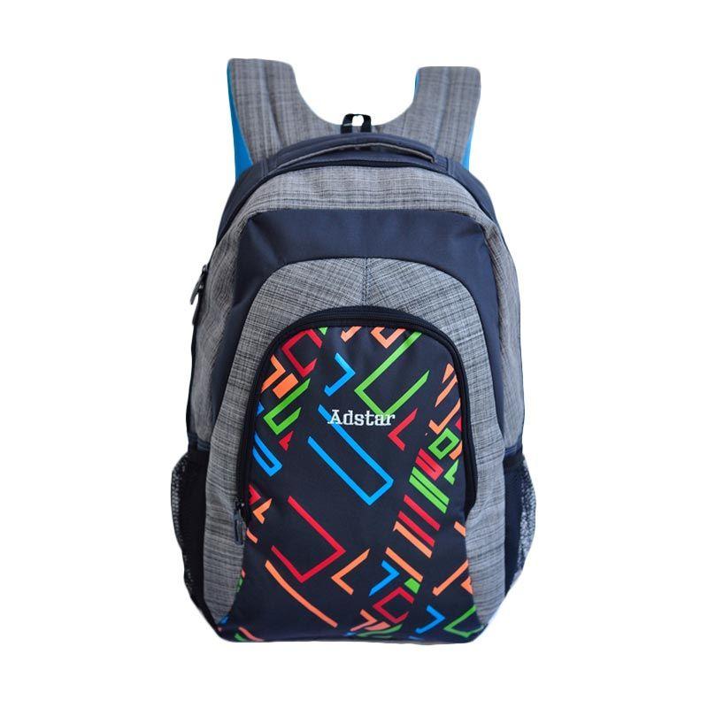 Adstar Arbian Grey Backpack Tas Ransel