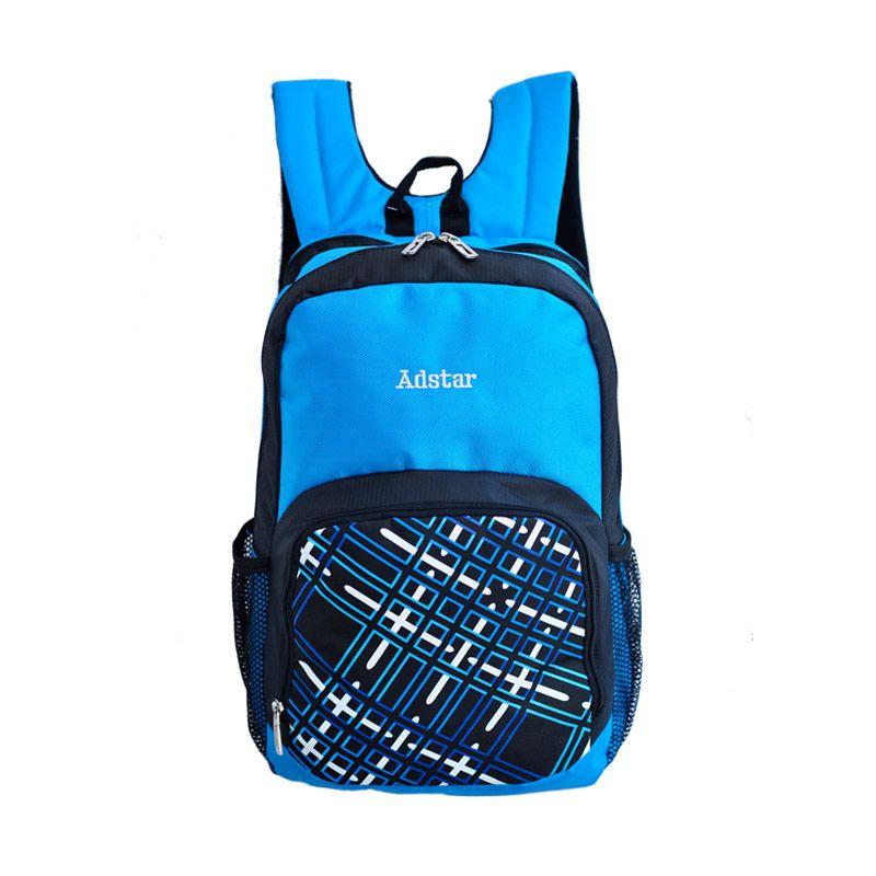 Adstar Risen Blue Backpack Tas Ransel Pria