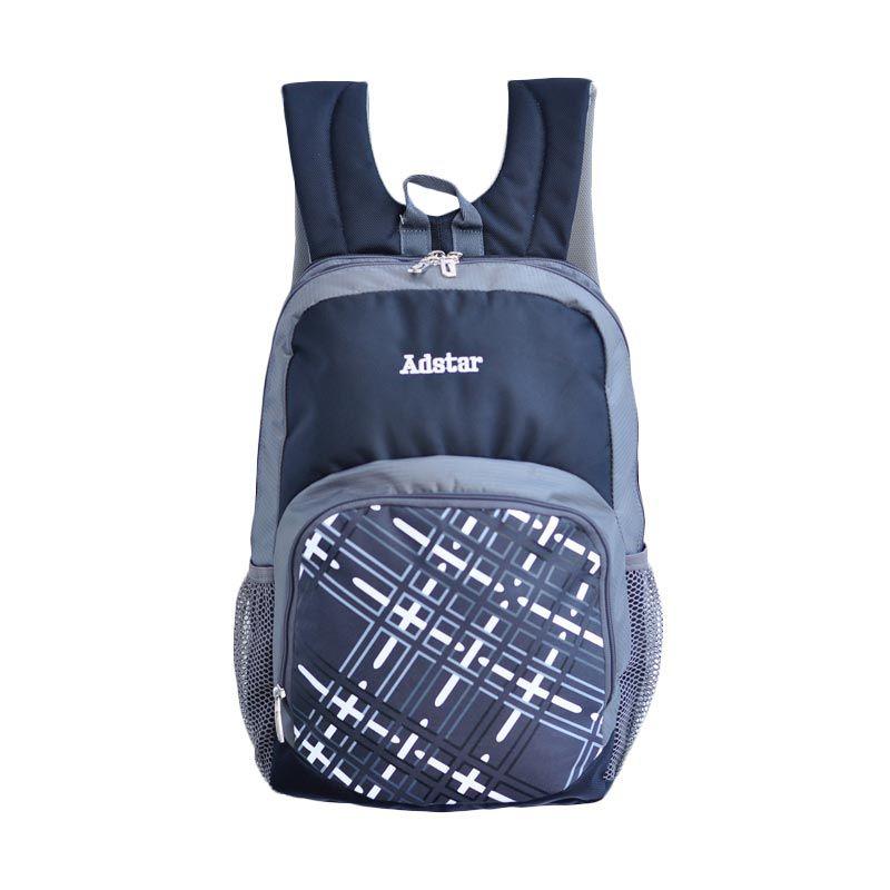 Adstar Risen Grey Backpack Tas Ransel Pria
