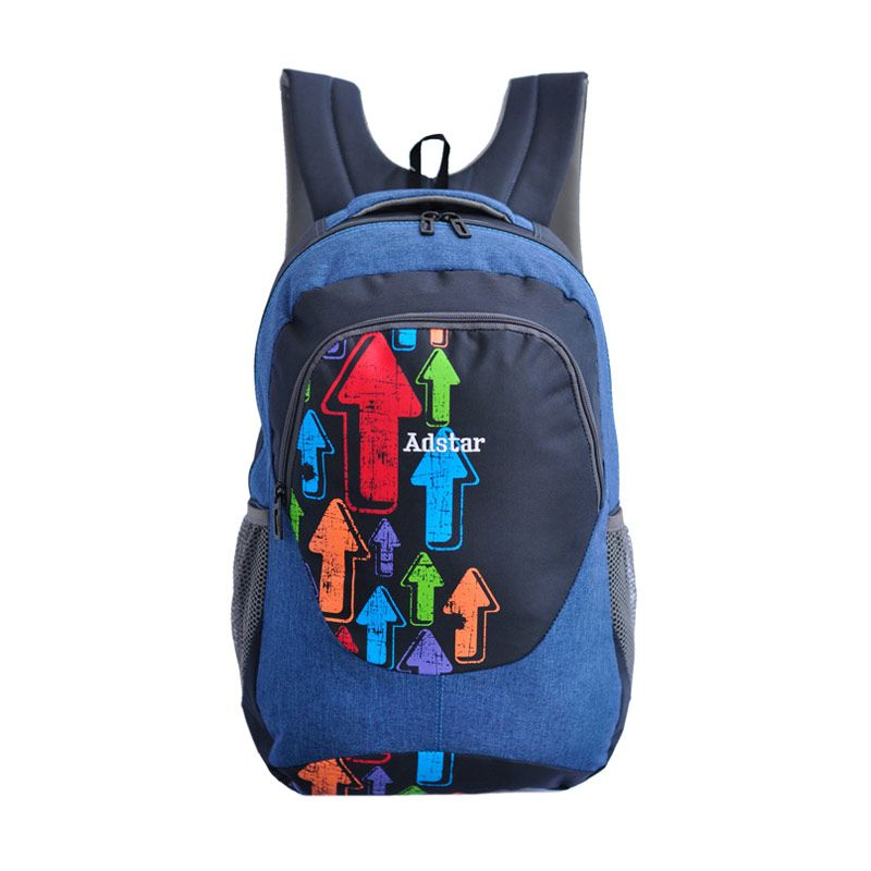 Adstar Level Up Blue Tas Ransel