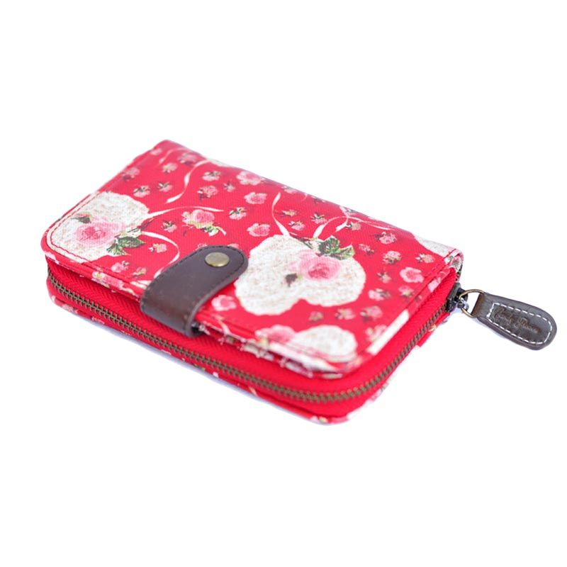 Candy Flower Hedy Love Red Dompet