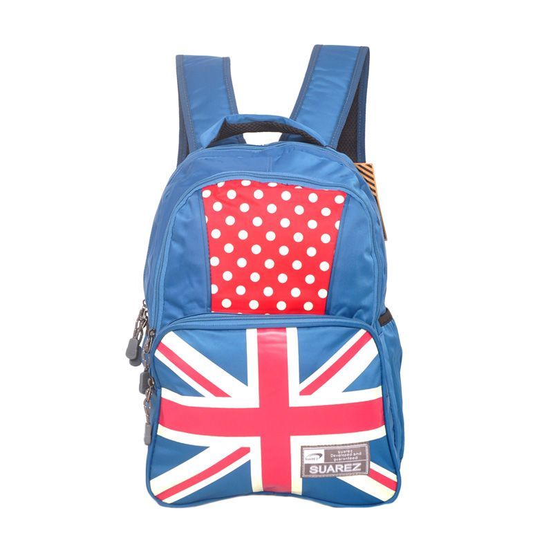 Young Soul Aldercy Biru Backpack Tas Ransel