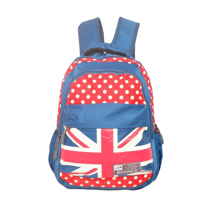 Young Soul London Dagna Biru Tas Ransel