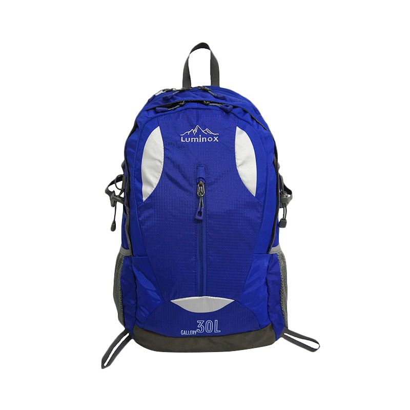 Luminox Hiking Backpack 5025 30L Biru Tas Ransel