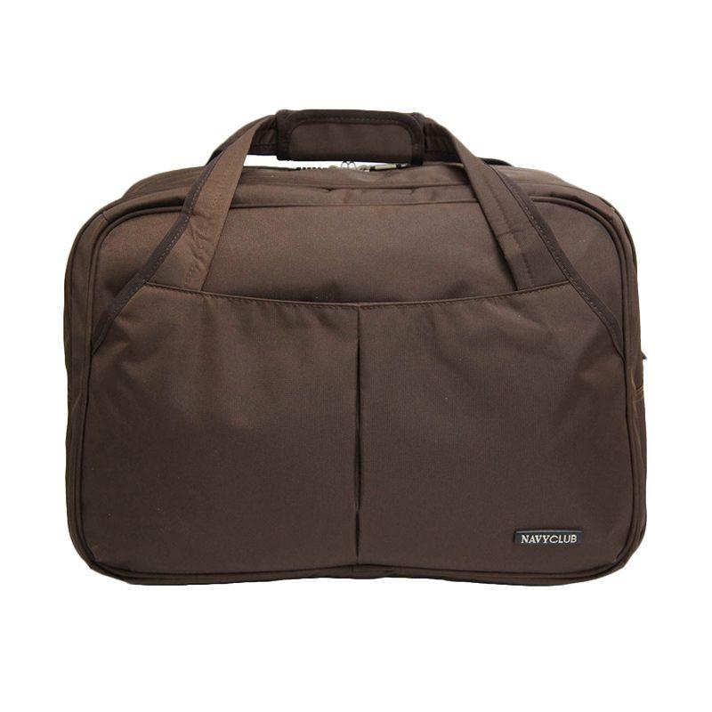 Navy Club 2034 Coffee Travel Bag