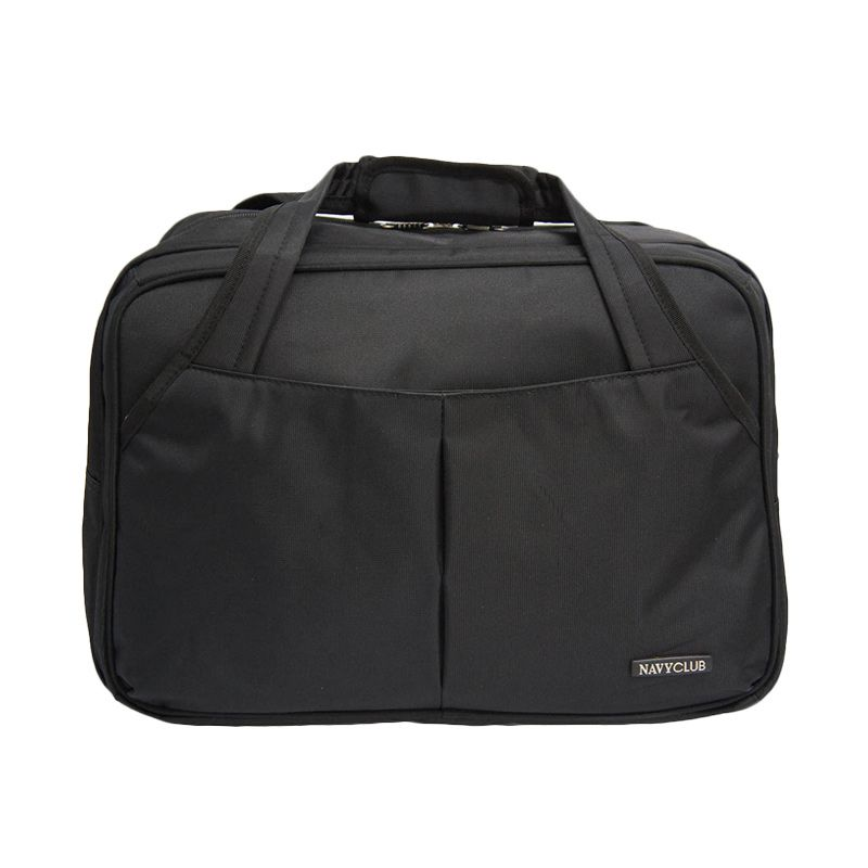 Navy Club 2034 Hitam Travel Bag