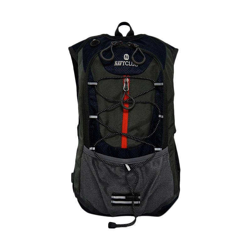 Navy Club 62881 Biru Backpack Tas Ransel