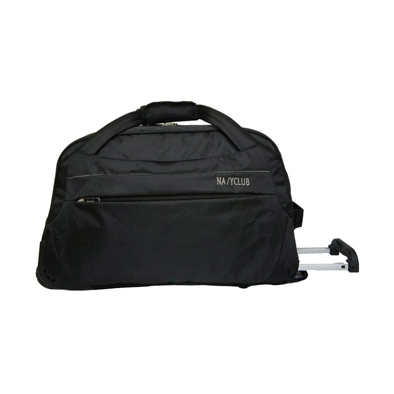 Navy Club Trolley 2026 Hitam Tas Travel