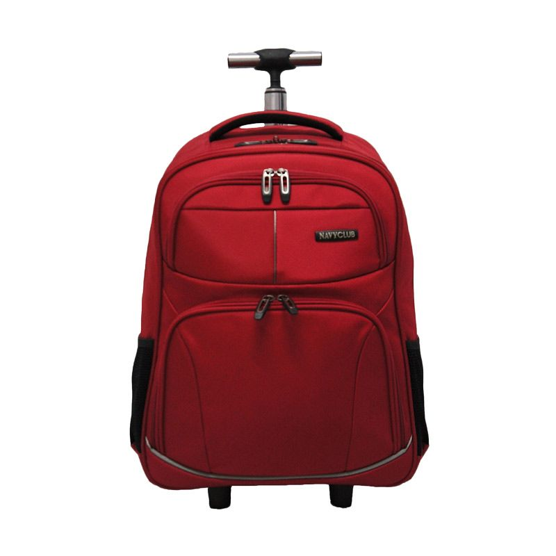 Navy Club Trolley TR 35 Merah Tas Ransel