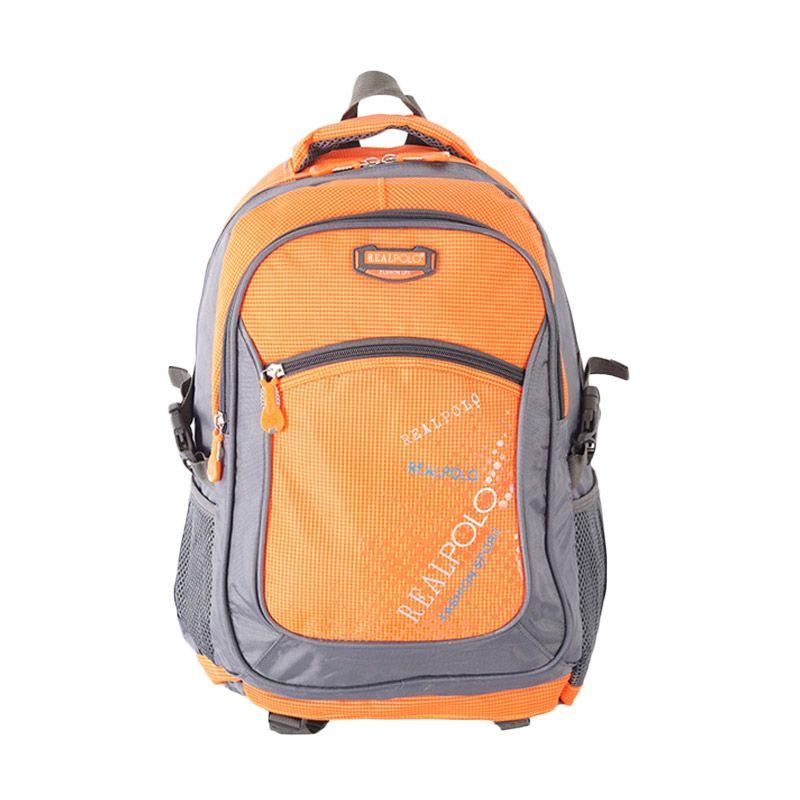 Real Polo 6307 Oranye Tas Ransel