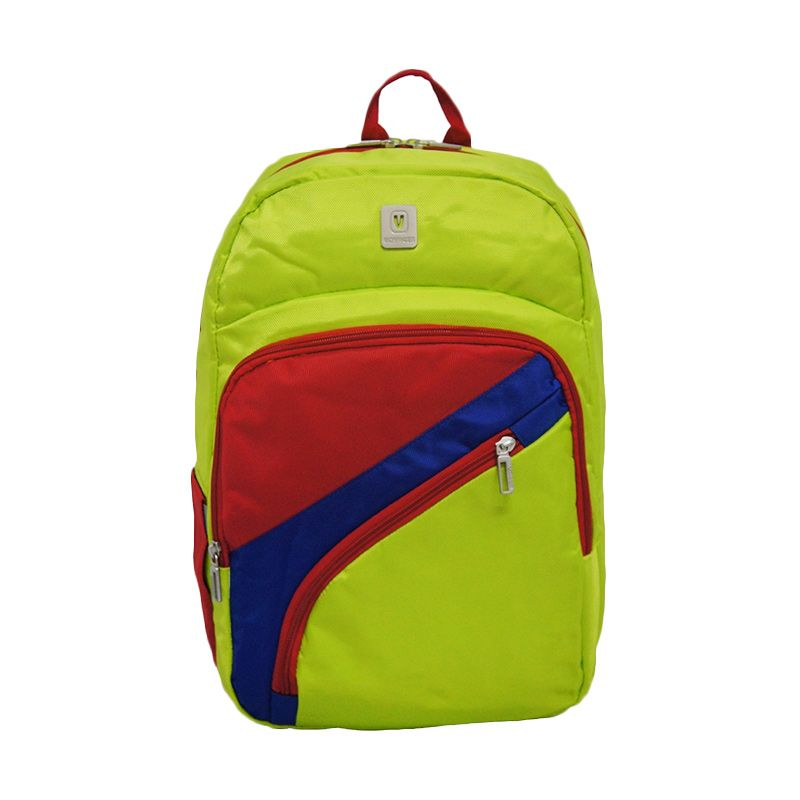 Voyager 7820 Hijau Ransel Laptop + Rain Cover