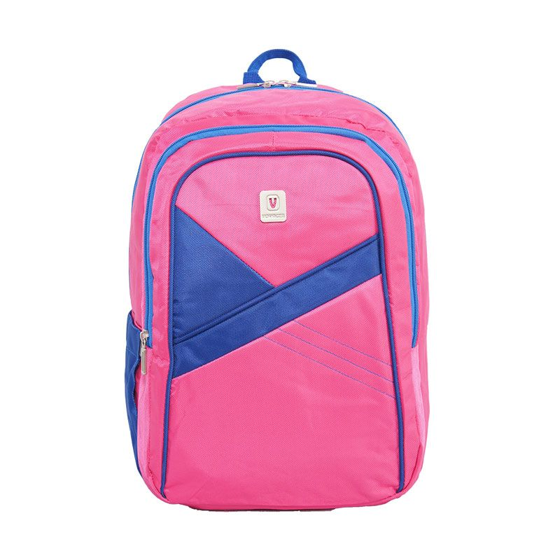 Voyager 7822 Pink Tas Ransel + Raincover
