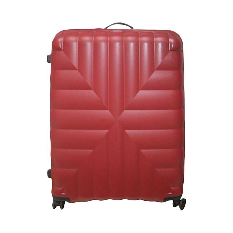 Crown International Planet Koper Hardcase 65 cm [Red]
