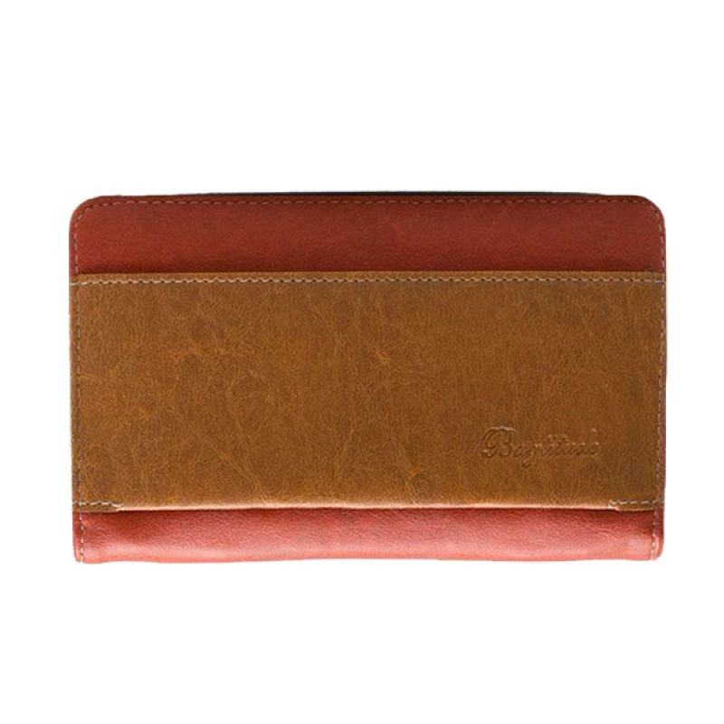 Bagtitude Baggy Terracotta Dompet