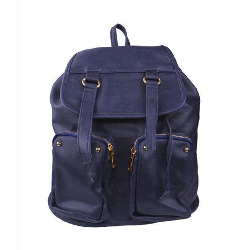Bagtitude Dania Backpack Navy Blue