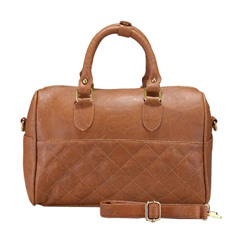 Bagtitude Lucia Light Brown Tas Tangan