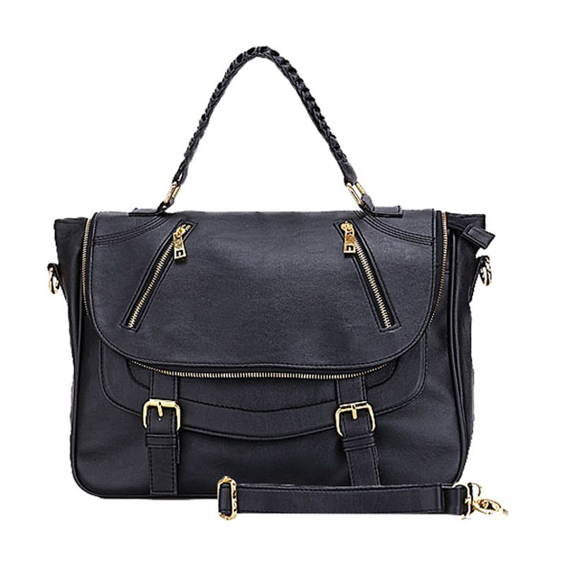 Bagtitude Michellia Top Black Tas Tangan