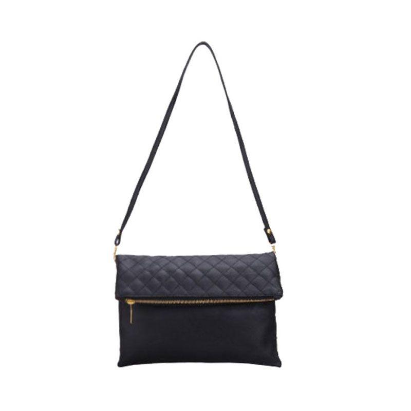 Bagtitude Khloe Black Clutch Bag